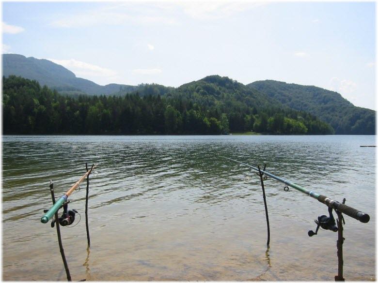 рыбалка в Дефановке