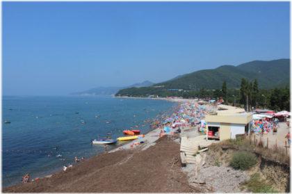 пляжи Криницы