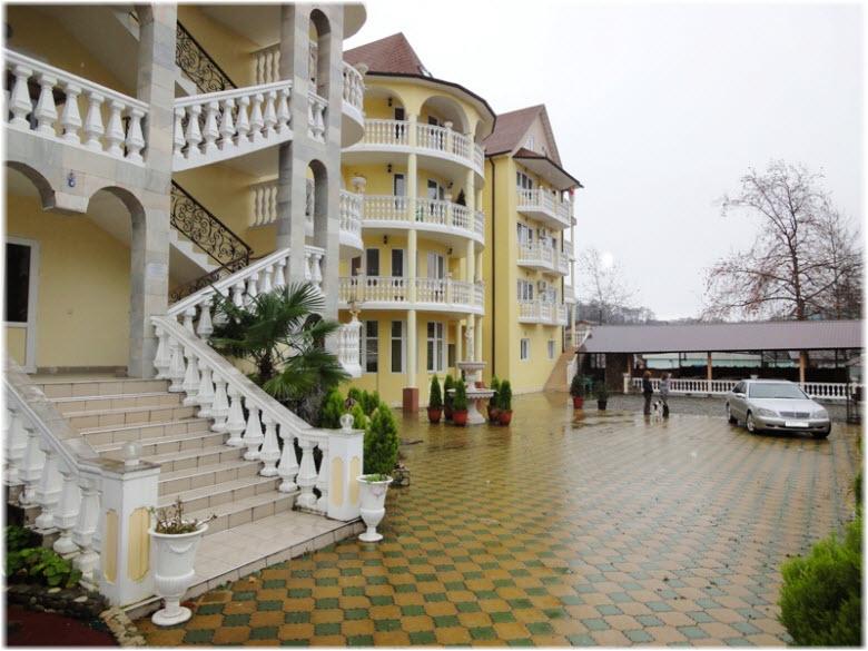 гостиница ЛиДиАнна