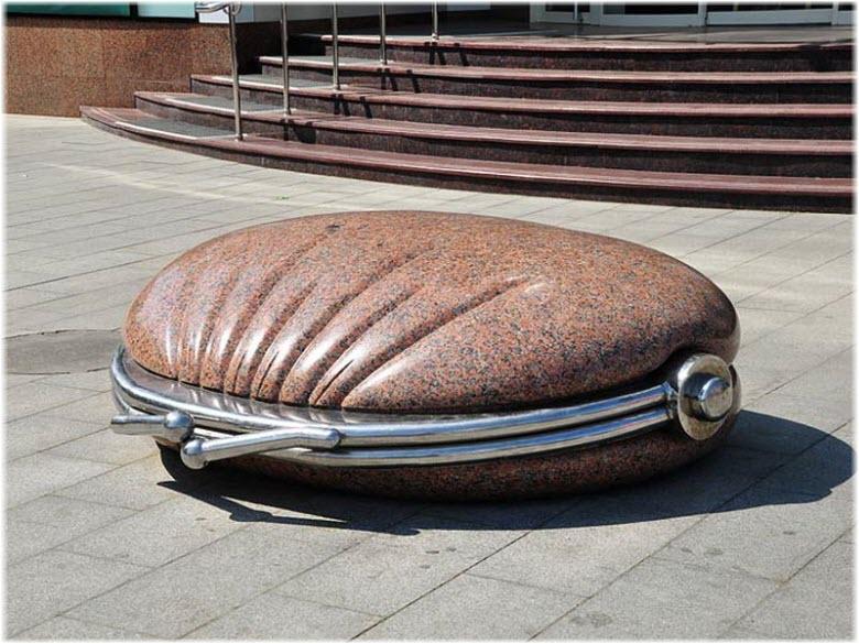 фото памятника Кошельку