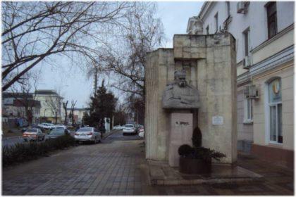 Памятник Тарасу Шевченко в Краснодаре