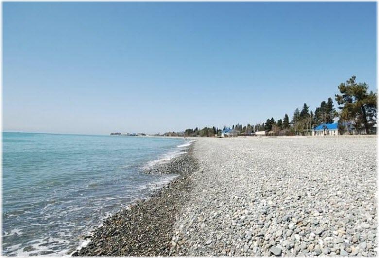 пляж Афродита