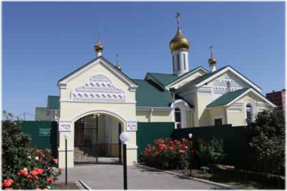 Свято-Троицкий храм в Таганроге
