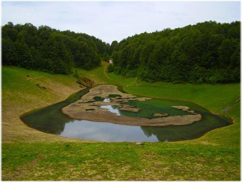 фото Хмелевских озер