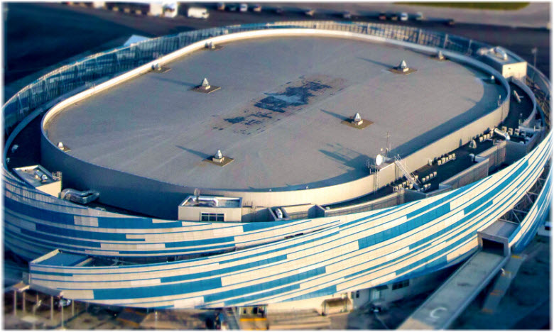фото стадиона с высоты