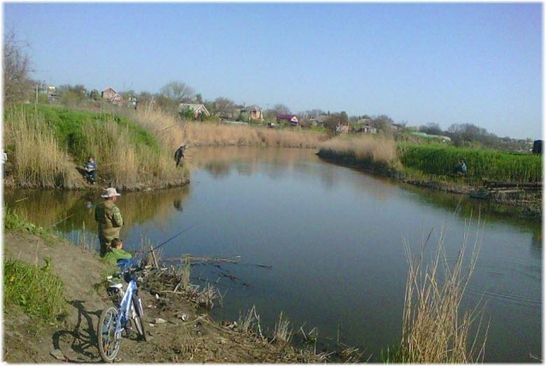 рыбалка возле Приморки