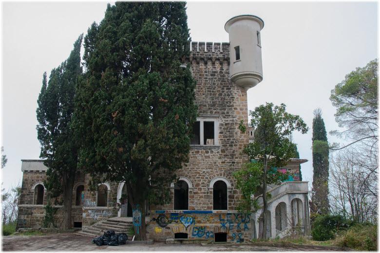 дача Квитко в Сочи