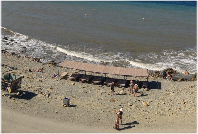 фото пляжа 40 лет Победы