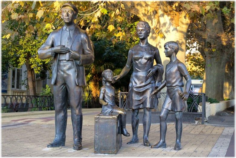 фото семьи Горбунковых