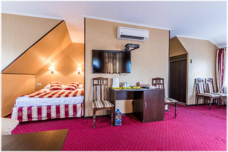 гостиница Колибри