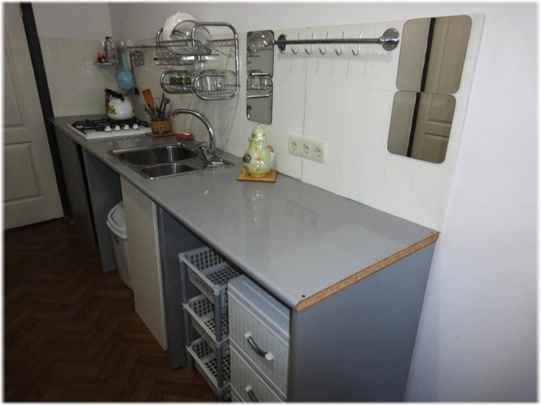 кухня отеля Владимир