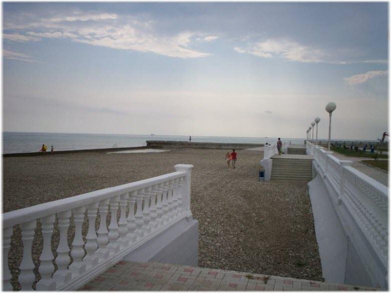 пляж Бриз