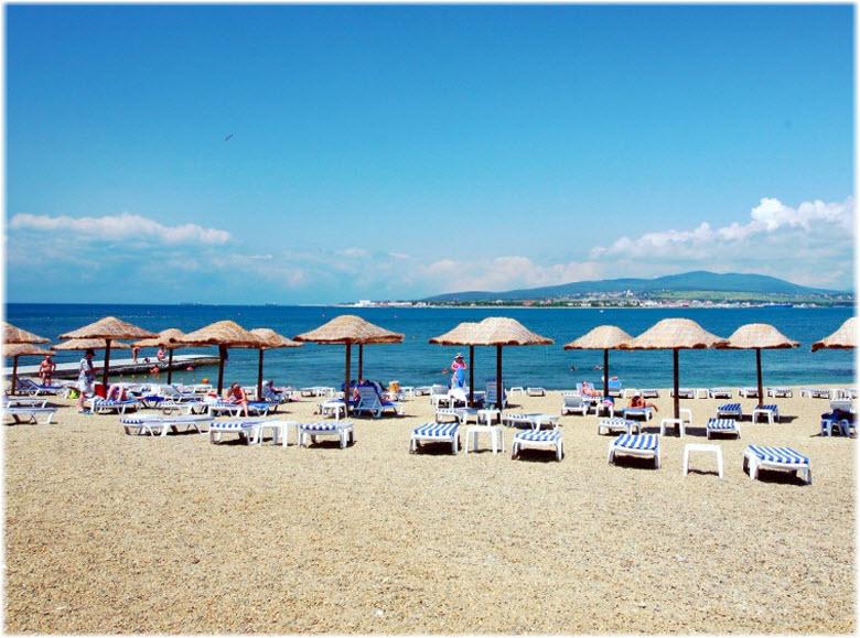 пляж Кемпински