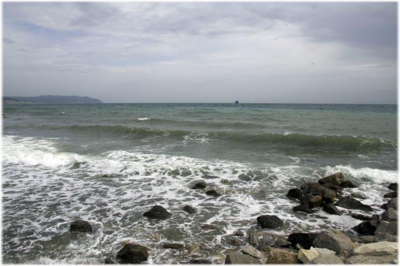 пляж Торик