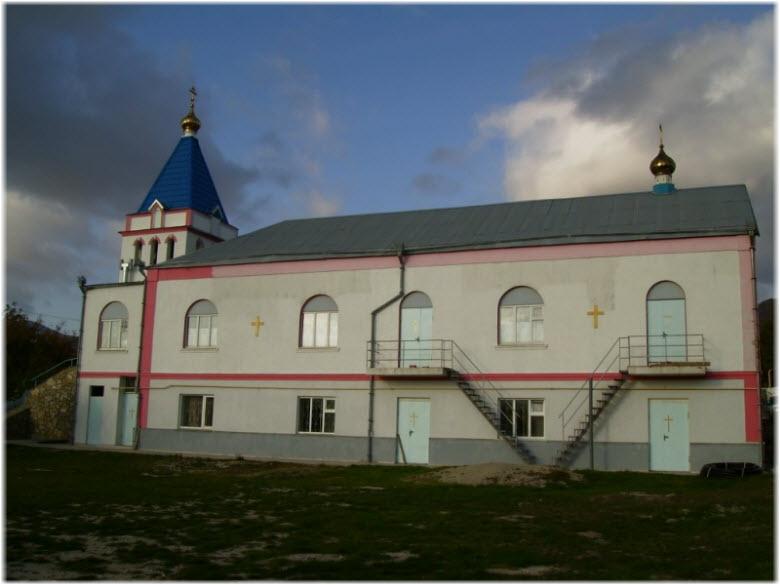 фото Пантелеймоновской церкви