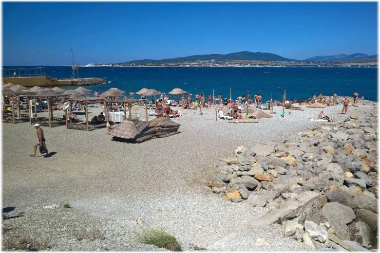 фото пляжа Полярная звезда