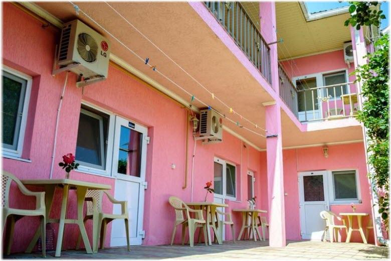 гостевой дом на Шевченко 49а
