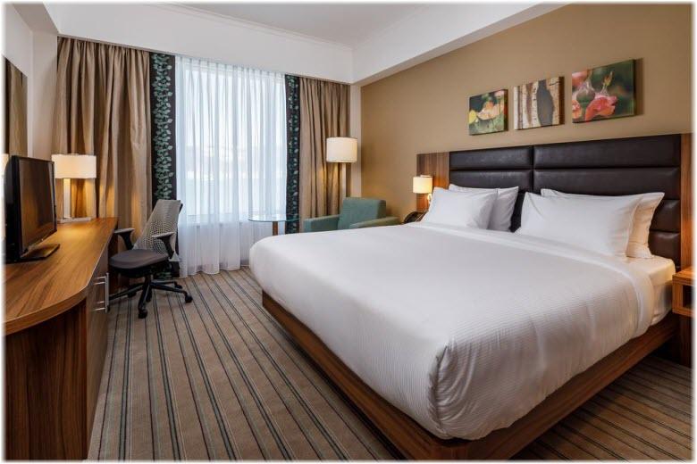 Отель Hilton Garden Inn Novorossiysk