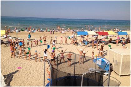 пляжи Анапы для отдыха с детьми