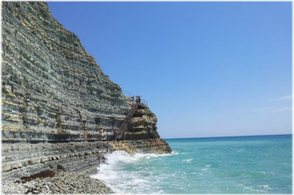 фото пляжа Сосновка