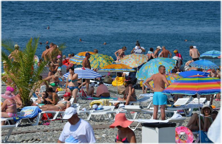 фото пляжа Бархатные сезоны