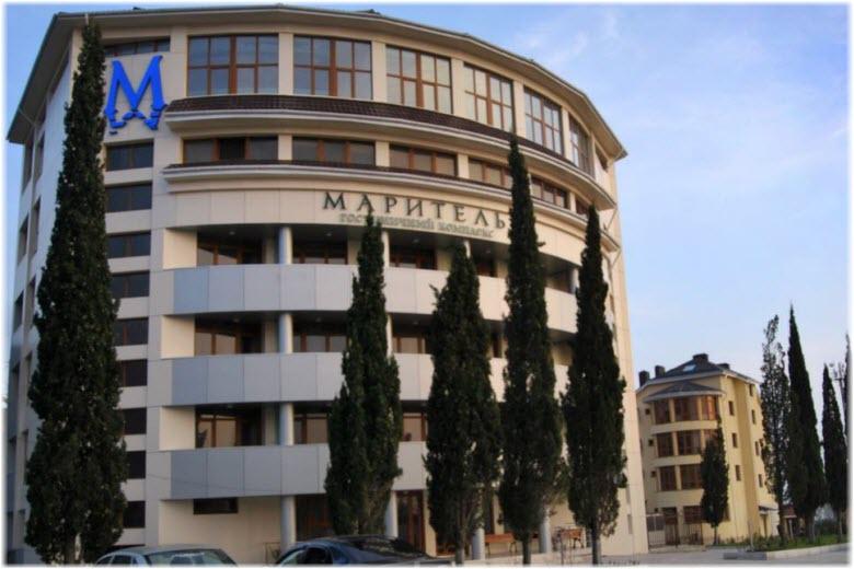 гостиница Маритель