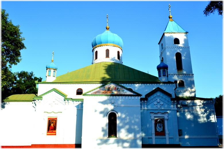 храм Архангела Михаила в Ейске