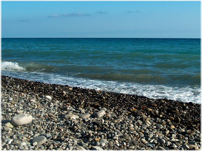 Пляж под ост. «Лесничество»