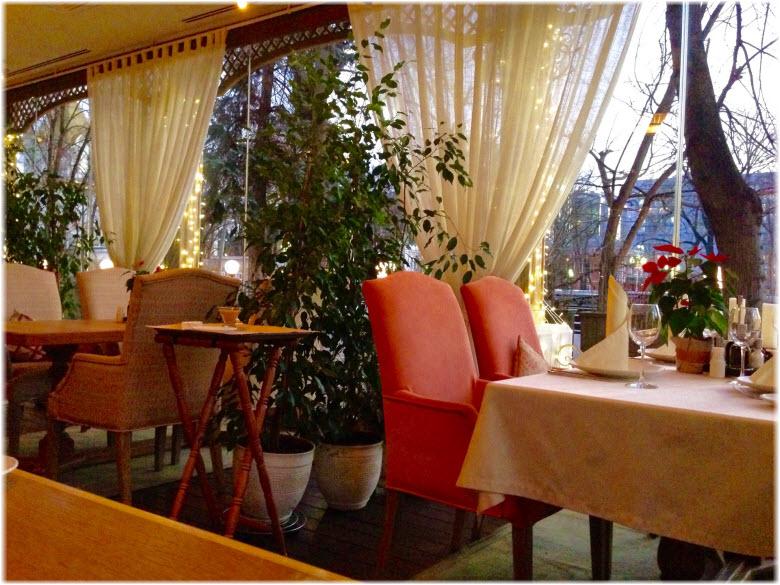 ресторан Bellini