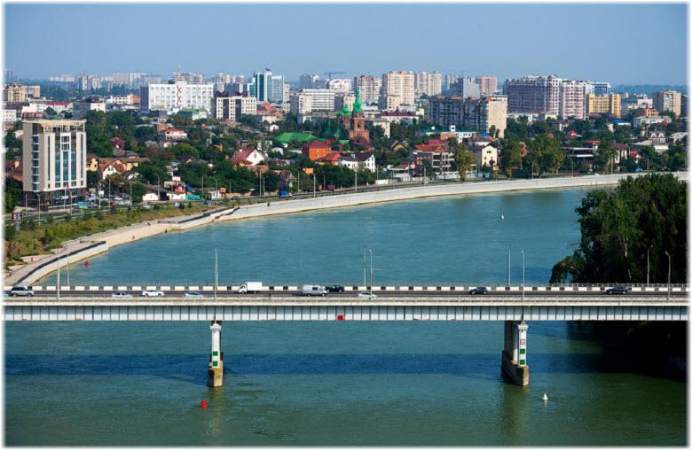 движение на Тургеневском мосту