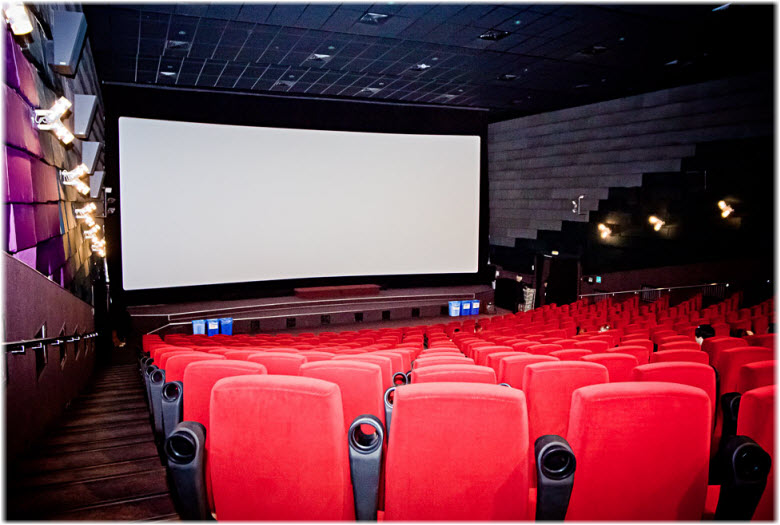 фото сидений в кинотеатре