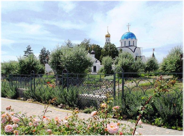 Гефсиманский сад в Пластуновской