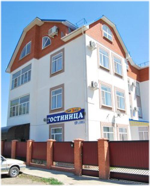 гостиница Сыродел в Староминской