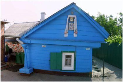 Келья Святого Павла Таганрогского