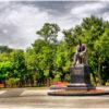 Памятник Чехову в Таганроге