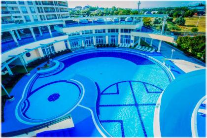 санатории Анапы с бассейнами