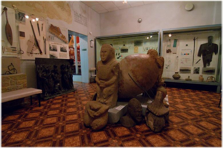 артефакты музея