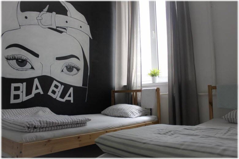 Bla Bla Hostel в Краснодаре