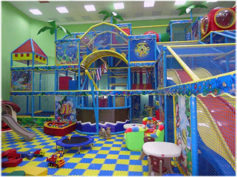 детская площадка Joy Land