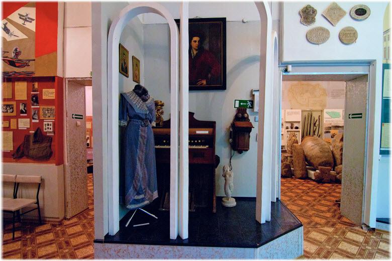 фото в Краеведческом музее Армавира