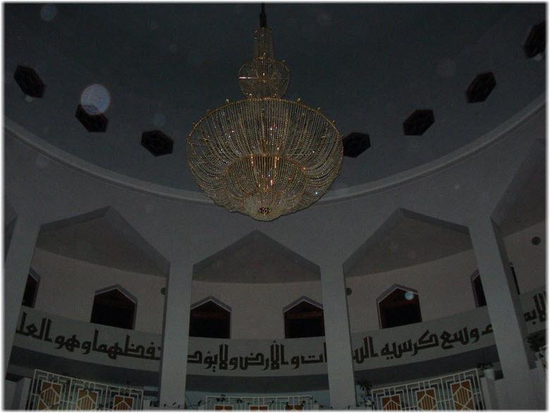 фото внутри Соборной мечети