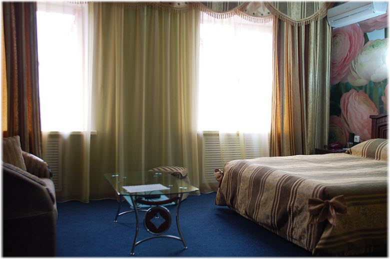 гостиница Эдем в Армавире