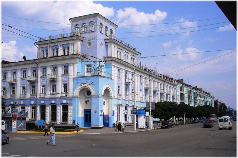 гостиница Северная в Армавире