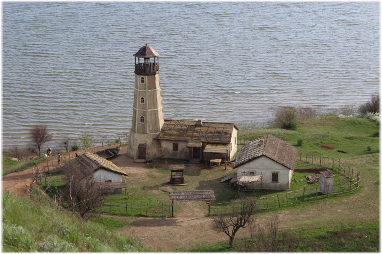 Мержановский маяк