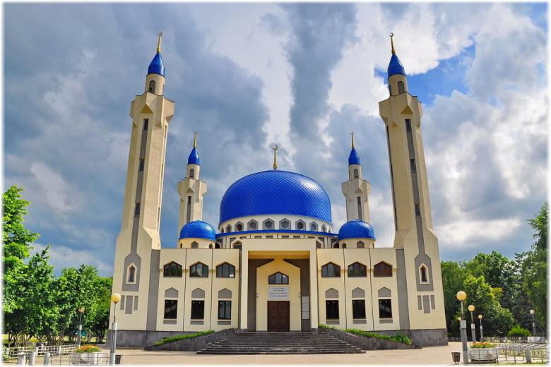 Соборная мечеть в Майкопе