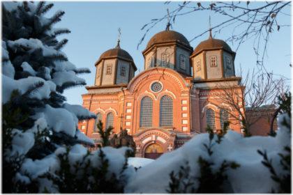 Свято-Покровский собор в Кропоткине