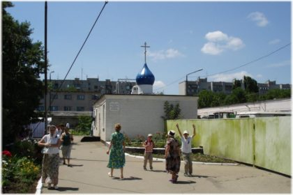 Храм Пантелеймона Целителя в Краснодаре