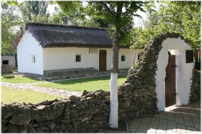 музей Лермонтова в Тамани
