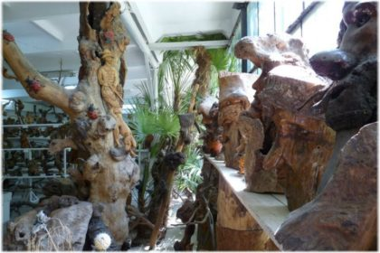 Музей Причуды леса в Джубге