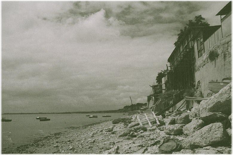 старые фото Рыбацкого поселка